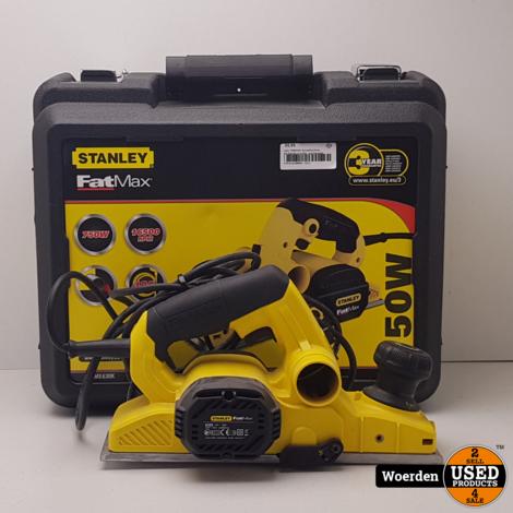 Stanley FME630K Schaafmachine 750W NIEUW in Koffer  met Garantie