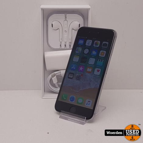 iPhone 6 16GB Space Grey in Nette Staat met Garantie