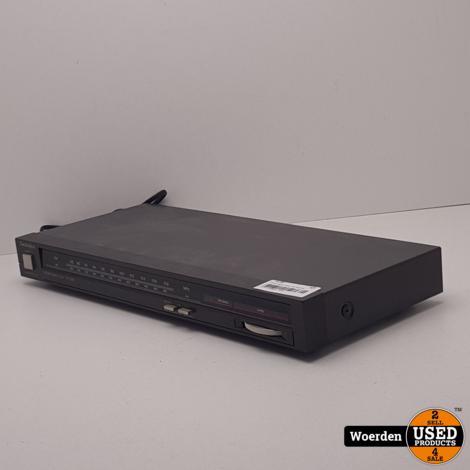 Technics Stereo Tuner met Garantie