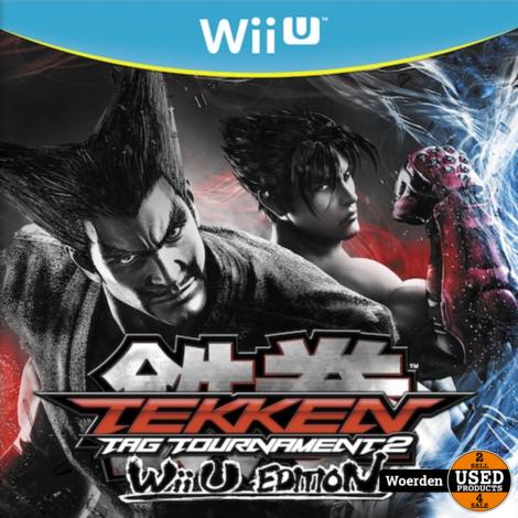 Nintendo Wii U Game: Tekken Tag Tournament 2