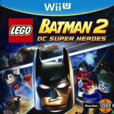 Nintendo Wii U Game: Batman 2 Super Heroes