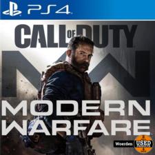Playstation 4 PS4 Game: Modern Warfare