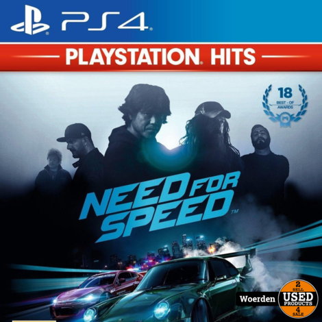 Playstation 4 PS4 Game: Need for Speed
