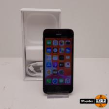 iPhone SE 32GB Space Gray Nette Staat met Garantie