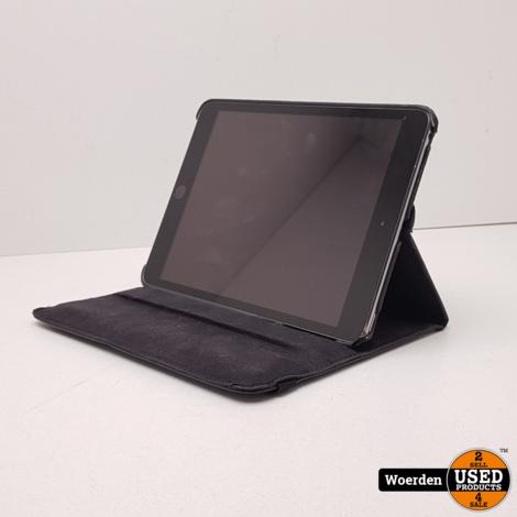 iPad Mini 3 16GB WiFi Space Gray in Nette Staat met Garantie
