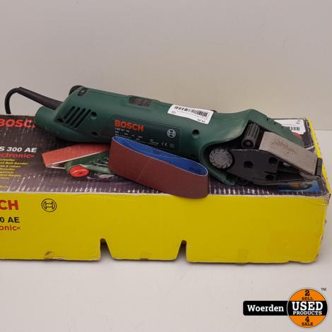 Bosch pvs 300 ae vario schuurder || In doos || Met garantie