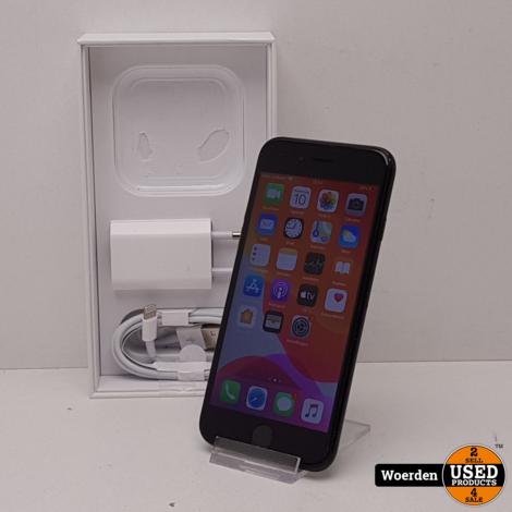 iPhone SE 64GB Space Gray Accu 90 met Garantie