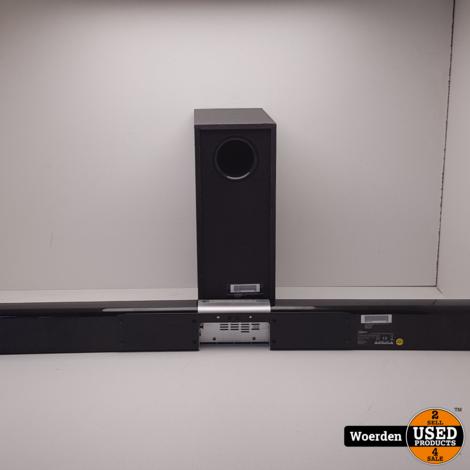 Vogel's NEXT 8375 Soundbar + Subwoofer met Garantie