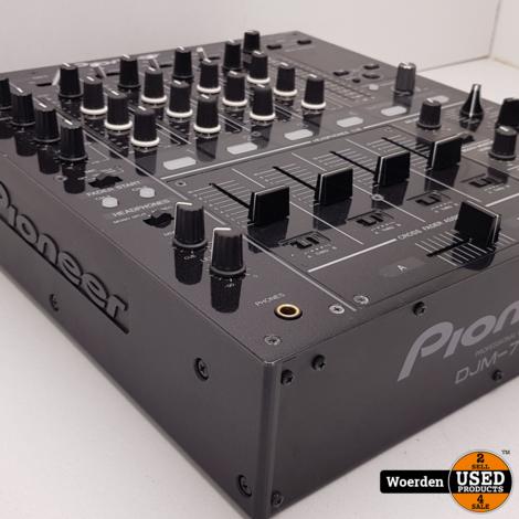 Pioneer DJM-700 DJM700 incl Decksaver met Garantie