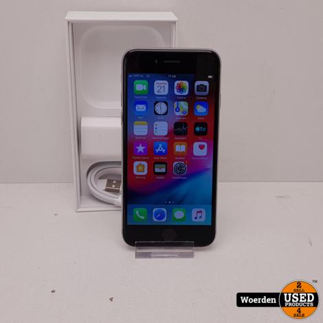 iPhone 6 128GB Space Gray NIEUWE ACCU met Garantie