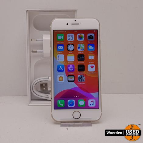 iPhone 6S 16Gb Goud NIEUWE ACCU met Garantie