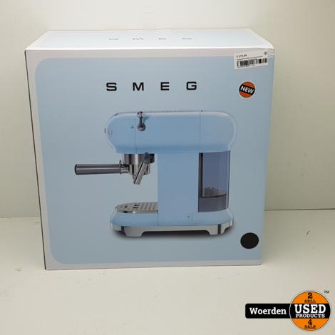 Smeg ECF01PBEU Espressomachine NIEUW in Doos met Garantie