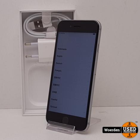 iPhone 6S 32GB Space Gray Nette Staat met Garantie