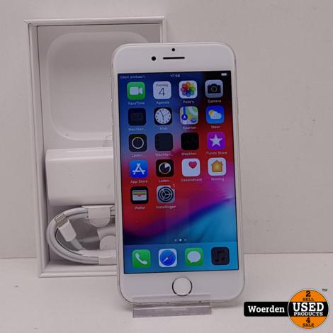 iPhone 8 64GB Wit Nette Staat met Garantie