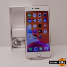 IPhone 7 Plus 32GB Rosegoud Nette Staat met Garantie