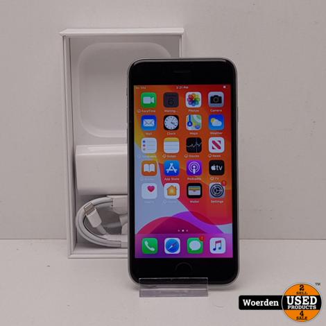 iPhone 6S 128GB Space Gray Accu 94 met Garantie