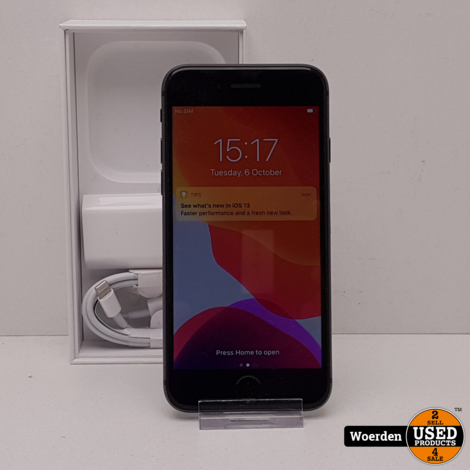 iPhone 8 64GB Space Gray NIEUWE ACCU met Garantie
