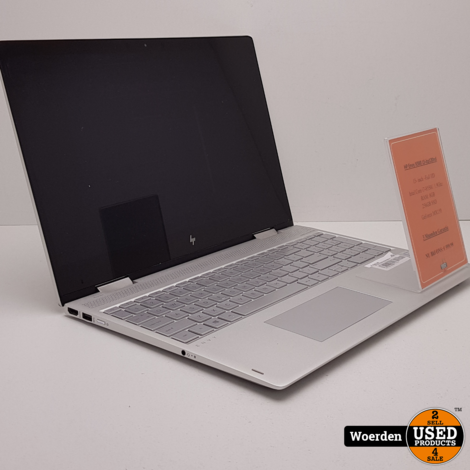 HP Envy X360 15-bp130nd i7 1.9Ghz|8GB|256GBSSD met Garantie