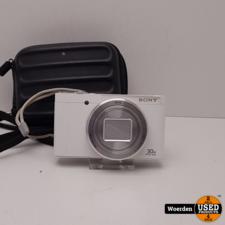 Sony DSC-wx500 Wit ZGAN met Garantie
