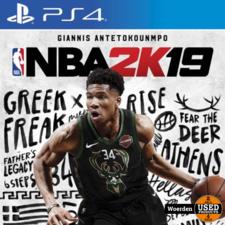 Playstation 4 Game: NBA 2K19