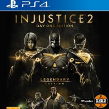 Playstation 4 Game: Injustice 2