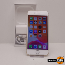 iPhone 7 32GB Goud NIEUWE ACCU met Garantie