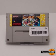 Super Nintendo Game: Super Mario All Stars