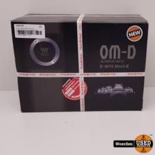 Olympus OM-D E-M10 Mark III + M.Zuiko 14-150mm NIEUW