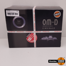 Olympus OM-D E-M10 Mark III + M.Zuiko ED 14-150mm II NIEUW met Garantie