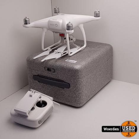 DJI Phantom 4 Drone Wit in Koffer met Garantie