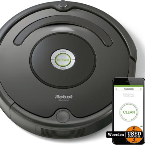IROBOT Roomba 676 NIEUW in Doos met Garantie