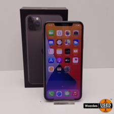 iPhone 11 Pro Max 512GB Space Gray NIEUWstaat met Garantie