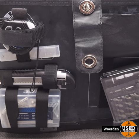 Meister Gereedschapsset 116-delig NIEUW in Koffer