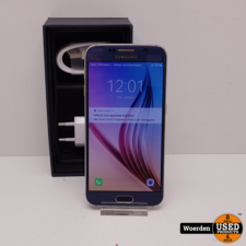 Samsung Galaxy S6 32GB Blauw met Garantie