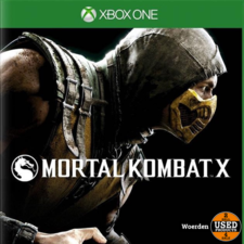 Xbox One Game: Mortal Kombat X