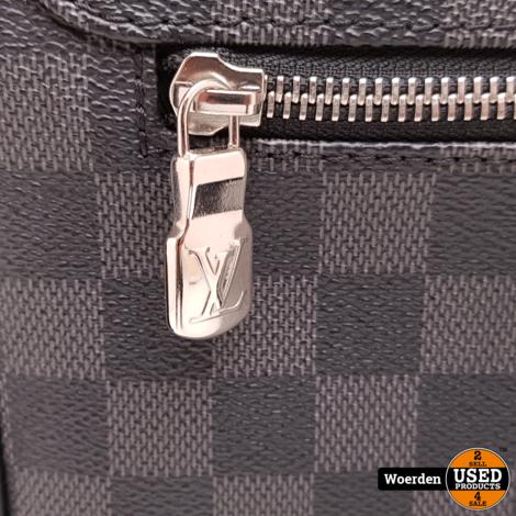 Louis Vuitton LV heuptas ZGAN in Doos + Bon