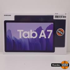 Samsung Galaxy Tab A7 32GB Wifi Grijs NIEUW in Seal met Garantie