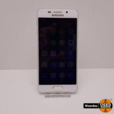 Samsung Galaxy  A3 2016 Wit Nette Staat met Garantie