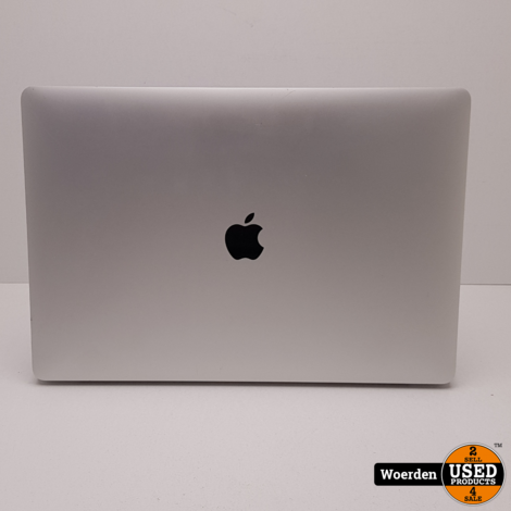 Macbook Pro 2017 15 Touchb i7 2.6Ghz|16GB|256GB met Garantie