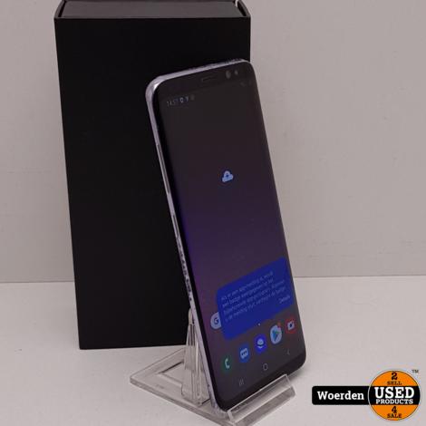Samsung Galaxy S8 64GB Blauw  Nette Staat met Garantie