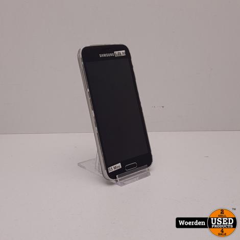 Samsung Galaxy S5 Mini | incl Oplader | met Garantie