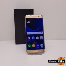 Samsung Galaxy S7 Edge Goud met Garantie