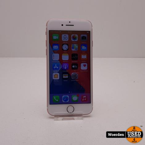 iPhone 7 32GB Roze in Nette Staat met Garantie