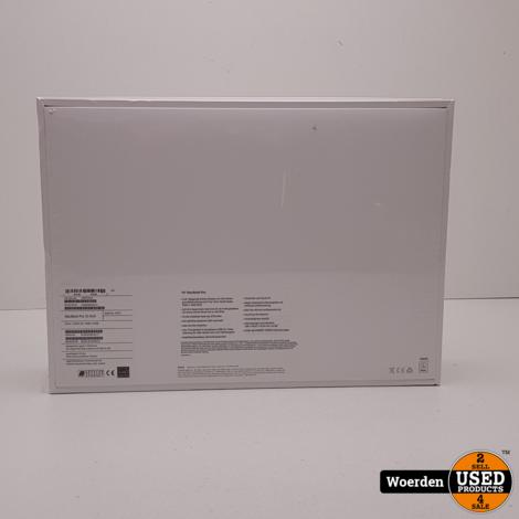 Macbook Pro 2020 13 Touch i5 2.0Ghz|16GB|512GB NIEUW in Seal