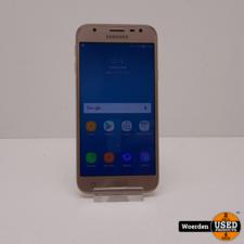 Samsung Galaxy J3 Goud in Nette Staat met Garantie