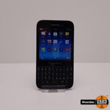 Blackberry-9C343 Zwart in Nette Staat met Garantie