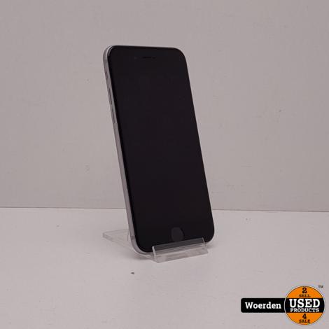 Iphone 6S 64GB Space grey in Nette Staat met Garantie