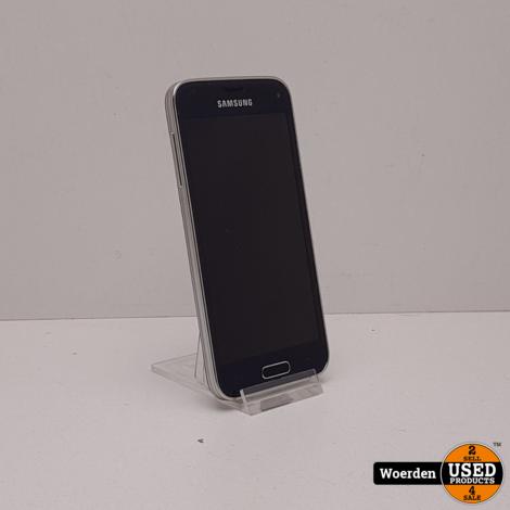 Samsung Galaxy s5 Mini Zwart in Nette Staat met Garantie
