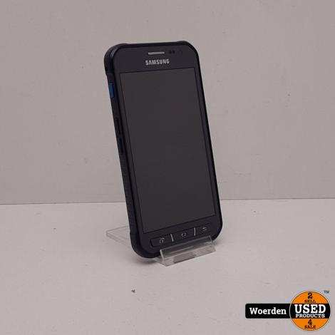 Samsung Galaxy Xcover 3 Grijs in Nette Staat met Garantie