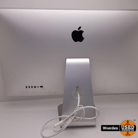 Apple Thunderbolt Display (27-inch) Nette Staat met Garantie